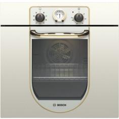 Cuptor incorporabil Bosch multifunctional HBA23BN21, 62 l, 7 functii, clasa A, alb perlat
