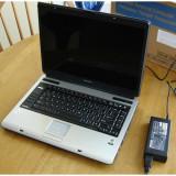LAPTOP SH Toshiba Satellite A100 ,Intel T2350 1.86 GHz, 3GB, 80 GB ,15.4