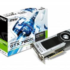Msi geforce gtx 780 ti 3gb gddr5 384bit pcie (gtx 780ti 3gd5) placa video - Placa video PC