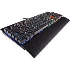 Tastatura Gaming mecanica K70 RGB RAPIDFIRE - Cherry MX Speed (US Layout) - Tastatura PC Corsair