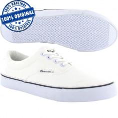 Pantofi sport Kappa Ukilami pentru barbati - tenisi originali - adidasi vara, 40, 42 - 45, Alb, Textil