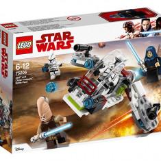 LEGO Star Wars - Pachet de lupta Jedi si Clone Troopers (75206)