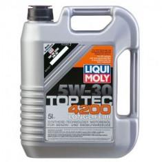 Ulei motor Liqui Moly Top Tec 4200, 5W30, 5L