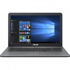 Laptop ASUS 15.6 X540LJ, HD, Intel Core i3-4005U (3M Cache, 1.70 GHz), 4GB, 500GB, GeForce 920M 2GB, Win 10 Home, Silver Gradient