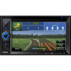 Sistem DVD multimedia 2-DIN cu navigatie integrata/smart access, ecran de 6.2 Clarion
