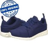 Pantofi sport Puma Carson Runner pentru barbati - adidasi originali, 42.5, 43, 45, 46, Indigo, Textil