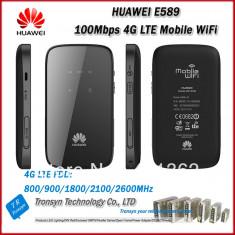 Router Modem WiFi 4G LTE Huawei E589 u - 12 ( necodat ) router 4g - Modem PC