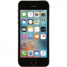 Telefon Mobil Apple iPhone SE, 32GB, 4G, Space Gray, 4'', 12 MP