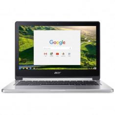 Laptop Acer Chromebook CB5-312T 13 inch Full HD Touch Mediatek MT8173 4GB DDR3 64GB eMMC PowerVR GX6250 Chrome OS Silver
