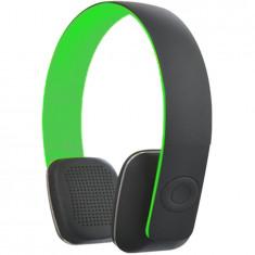 Casti wireless T2 Bluetooth Green - Casca PC Microlab