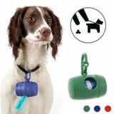 Suport Pungi Igienice pentru Câine (cu 15 pungi)