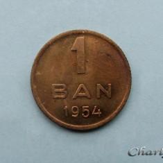ROMANIA - 1 Ban 1954 - Moneda Romania