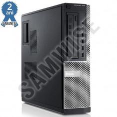 Calculator Dell 7010 DT, Intel Dual Core G2030 3GHz, 4GB DDR3, 500GB, DVD - Sisteme desktop fara monitor