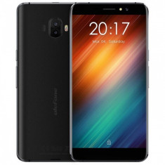 Telefon mobil Ulefone S8 Plus, Dual SIM, Quad-Core, 16GB, 5.3-inch, Dual Camera 13+5MP, Android 7.0, negru