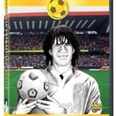 Legendele fotbalului-Gullit, DVD, Romana, discovery channel
