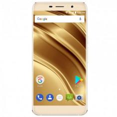 Telefon mobil Ulefone S8 Plus, Dual SIM, Quad-Core, 16GB, 5.3-inch, Dual Camera 13+5MP, Android 7.0, auriu