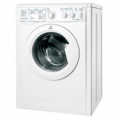 Masina de spalat rufe Indesit IWSC 61051 C, 1000 RPM, 6 kg, clasa A+, alb