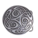 Catarama Triskelion cu nod celtic