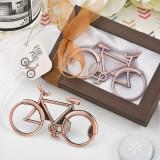 Design biciclete de epocă culoare cupru antic sticle din metal deschizător