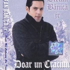 Caseta audio: Stefan Banica Jr. - Doar un Craciun cu tine ( 2000 - originala ) - Muzica Sarbatori, Casete audio