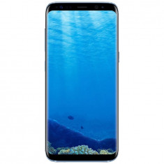 Telefon mobil Samsung Galaxy S8, 64GB, 4G, Coral Blue, 5.8'', 12 MP