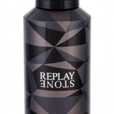 Deodorant Replay Stone Barbatesc 150ML - Antiperspirant barbati