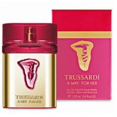 Parfum de dama A Way for Her Eau de Toillette 50ml - Parfum femeie Trussardi