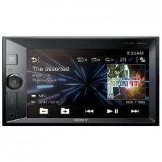 Multimedia Player auto Sony XAVV630BT, 4 x 55 W, DVD, Ecran Tactil 6.2, USB, NFC, AUX, Bluetooth