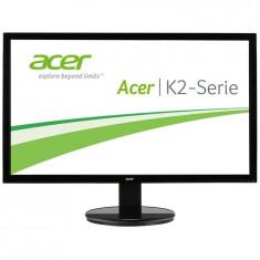 Monitor LED Acer K272HL 27 4ms Black, 27 inch, 1920 x 1080