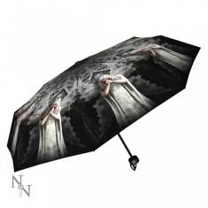 Umbrelă cu înger gotic Doar dragostea rămâne - Umbrela Copii