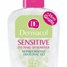 Eye Makeup Remover Dermacol Sensitive Dama 125ML - Demachiant