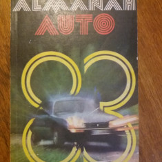 Almanah Auto 1983 / R3S, Alta editura