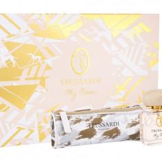 Apa de parfum Trussardi My Name Pour Femme Dama 50ML Edp 50 ml + Cosmetic Bag - Parfum femeie