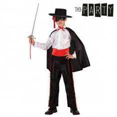 Costum Deghizare pentru Copii Th3 Party Zorro7-9 Ani