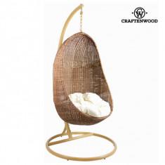 Balansoar cu pernă albă by Craftenwood