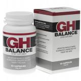 GH BALANCE Hormonul natural de creștere 60 capsule ORIGINAL - Supliment sport