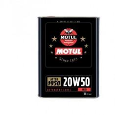 Ulei motor MOTUL 20W-50 2L