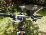 Bicicleta  cu motor termic 80cc