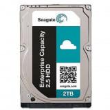 HDD Server Exos 7E2000, 2.5'', 2TB, SATA3, 7200RPM, 128MB, Seagate