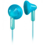 Casti in-ear SHE3010TL/00, Turcoaz, Philips
