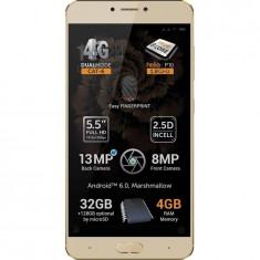 Telefon mobil Allview X3 Soul Plus, Dual SIM, 32GB, 4G, Gold - Telefon Allview