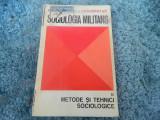 Sociologia Militans. Metode si tehnici sociologice. Pompiliu Caraioan, 1969