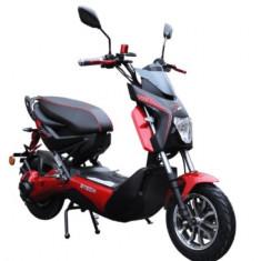 Moped, scuter electric, necesita inmatriculare ZT-21 EEC X RIDE ROSU