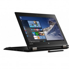 Laptop 2-in-1 Lenovo ThinkPad Yoga 260, 12.5 Full HD, IPS, Touch, Intel Core i5-6200U, 8GB, SSD 256GB, Intel HD Graphics 520, Win 10 Pro - Laptop Lenovo