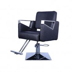 Scaun profesional salon coafor, pompa hidraulica, suport picioare, Stuttgart
