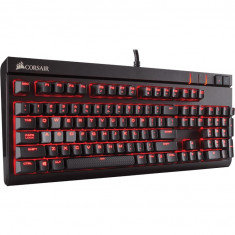 Corsair Gaming keyboard STRAFE Cherry MX Red, Fully backlit, Mechanical, EU - Tastatura PC