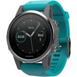 Smartwatch Garmin Fenix 5s, Turquoise