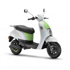 Moped, scuter electric, necesita inmatriculare ZT-27 EEC CROSS+ ALB