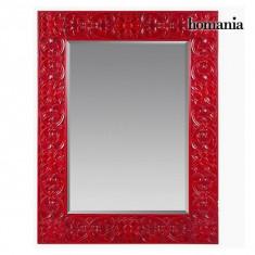 Oglindă Pătrat Roșu - Be Yourself Colectare by Homania - Oglinda hol