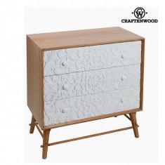 Comodă Mdf și lemn de pin (80 x 41 x 80 cm) by Craftenwood - Comoda living